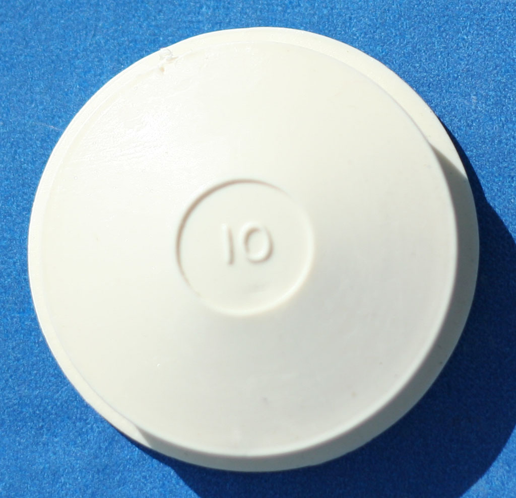 10 Piggy Bank Plug White Rubber 1 7 16 To1 2